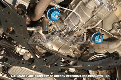 Greddy Turbo Kit w/ Intercooler - 2007-08 Nissan 350Z HR
