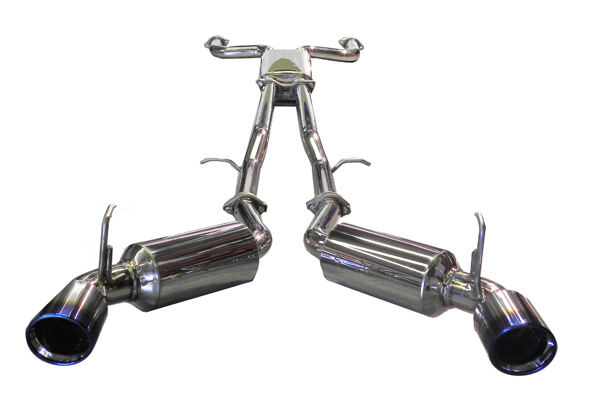 Injen Cat Back Exhaust System