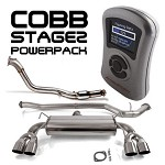 COBB Tuning - Stage 2 Power Package ('08+ STi Hatchback, '11+ WRX Hatchback) with Cat'