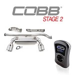 COBB Tuning - Stage 2 Power Package (Evo X) with Cat