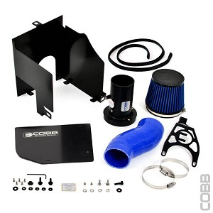COBB Tuning - SF Intake and Air Box Combo for '08+ WRX/STi **Requires Tuning** Black Silicone