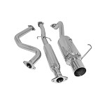 DC SPORTS SINGLE CANISTER SYSTEM STAINLESS STEEL CAT-BACK EXHAUST 1997-2001 Acura Integra Type-R