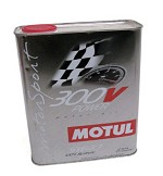 Motul Motor Oil 300V Power SAE 5W40 (2.0L/2.1Quart)