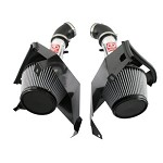 Takeda Retain Short Ram Air Intake System - 2007-2008 Nissan 350Z V6-3.5L (Polish)
