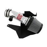 Takeda Retain Short Ram Air Intake System - 2007-2012 Nissan Altima V6-3.5L (Polish)