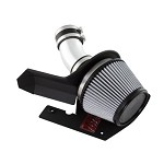 Takeda Retain Short Ram Air Intake System - 2008-2012 Mitsubishi Lancer Evo X L4-2.0L (Polish)