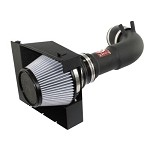 Takeda Retain Short Ram Air Intake System - 2008-2011 Lexus IS-F V8-5.0L (Black)