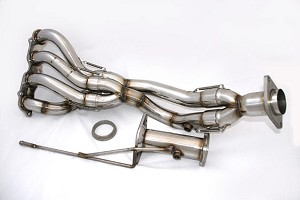 Buddy Club Racing Spec Exhaust Race Header 2006-11 Honda Civic Si