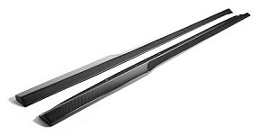 APR Carbon Fiber Side Rocker Extensions Audi A5 - 2007-Up Audi A5