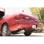 Greddy RS Cat-Back Exhaust - 1991-94 Nissan 240SX