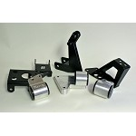 Hasport Engine Mount Kit for K Series Engine - 1992-95 Honda Civic