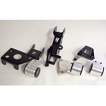 Hasport Engine Mount Kit for K Series Engine for use with Accord/TSX manual transmission - 1992-95 Honda Civic