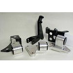 Hasport Engine Mount Kit for K Series Engine (requires 92-95 Civic steering/suspension parts) - 1996-00 Honda Civic