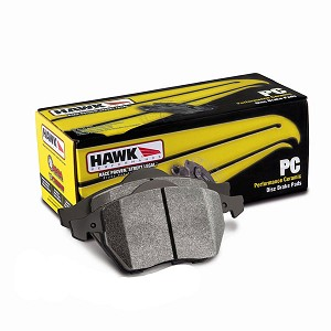 Hawk Performance Ceramic - 2002-06 Acura RSX (Rear Brake Pads)
