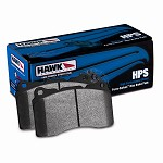 Hawk HPS - 2004-12 Subaru WRX Sti (Rear Brake Pads)