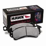 Hawk HP+ - 2002-06 Acura RSX (Rear Brake Pads)