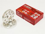 Ichiba Ver.1 Hub Centric Spacers AUDI/VW/BENTLEY - 5mm (5x100/5x112 | 14X1.5 | 57.1 bore)