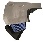 Injen Short Ram Intake - 1992-99 BMW E36 323/325/328/M3 3.0L L6 Tuned with MR Tech, heat shield with top lid and nano-fiber dry filter (POLISHED)
