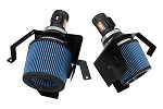 Injen Short Ram Intake - 2007-08 Infiniti G35 Sedan 3.5L V6 w/ MR Technology and Air Fusion (BLACK)
