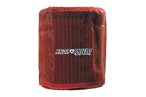 "Injen - Red Water Repellant Pre-Filter – fits X-1022 6 1/2"" Base / 8"" Tall / 5 1/2"" Top"