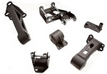 Innovative Motor Mounts - 1992-95 Civic, 94-01 Integra Conversion Mount Kit for V6/J-Series Swaps.