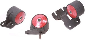 Innovative Motor Mounts - 1990-91 Integra/92-93 GSR Replacement Mount Kit for B Series with Automatic Transmission