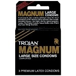 Trojan Magnum 3 Pack - For your SAFETY!