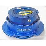 NRG Innovations Quick Release Gen 2.5 Blue/Blue Ring (5hole)