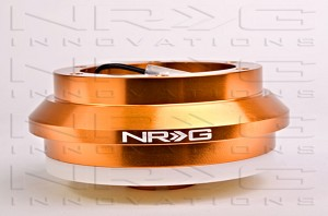 NRG Innovations Rose Gold Short Hub, for EK9 Civic / S2000 / Prelude