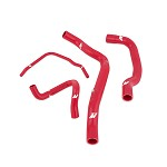 Mishimoto -2002-08 Mini Cooper S (Supercharged) Silicone Hose Kit, Red