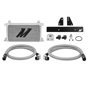 Mishimoto - 2009+ Nissan 370Z / 2008+ Infiniti G37 (Coupe only) Oil Cooler Kit