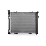 Mishimoto OEM Replacement Radiator - 1993-97 Jeep Grand Cherokee ZJ 4.0L, Automatic and Manual