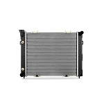Mishimoto OEM Replacement Radiator - 191998 Jeep Grand Cherokee ZJ 4.0L, Automatic and Manual