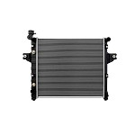 Mishimoto OEM Replacement Radiator - 1999-04 Jeep Grand Cherokee 4.0L, Automatic and Manual