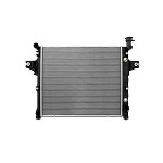Mishimoto OEM Replacement Radiator - 2001-04 Jeep Grand Cherokee 4.7L, Automatic and Manual