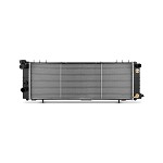 Mishimoto OEM Replacement Radiator - 1991-01 Jeep Cherokee 4.0L, Automatic and Manual