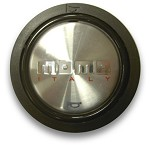 MOMO Steering Wheel Horn - TRK/TUN SIL/CMD R/NET/RCE ALC Small