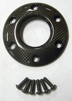 MOMO Steering Wheel Ring - JET BLACK