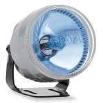 PIAA LAMP KIT XTREME WHITE DRIVING 004X 55W=110W SILVER ROUND HOUSING