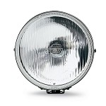 PIAA LAMP KIT CLEAR DRIVING 55W BLACK ROUND