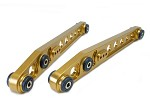 SKUNK2 REAR LOWER CONTROL ARM 1996-00 HONDA CIVIC GOLD ANODIZED