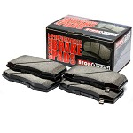 StopTech Performance - 2002-06 Acura RSX (Rear Brake Pads)