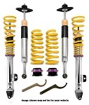 KW Coilover Variant 2 - 9/88-5/97 Volkswagen PASSAT SEDAN/WAGON (AWD) (35i-299)Lower Front & Rear 1.7