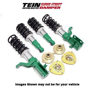 Tein Super Street Coilover with Pillowball Upper Mount - 94-97 HONDA ACCORD