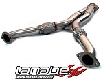 Tanabe Y-Pipe - 2009-2009 Infiniti G37 Coupe