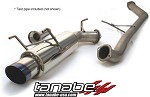 Tanabe Medallion Concept blue g Cat Back Exhaust - 1989-1994 Nissan 240SX