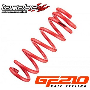 Tanabe GF210 Lowering Spring - 2002-2004 Acura RSX Non Type S (DC5)