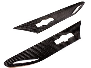 ZERG SCION FR-S FENDER TRIM SET CARBON