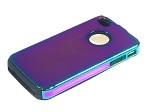 IPHONE 4/4S FLAT CASE NEOCHROME