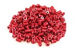 ZERG CAP FOR EXTENDED LUG NUTS (20 PIECES) RED